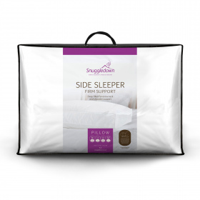 Snuggledown Side Sleeper Firm Support Pillow