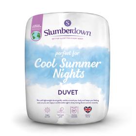 Slumberdown Cool Summer Nights Duvet