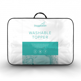 Snuggledown Easy Washable Mattress Topper