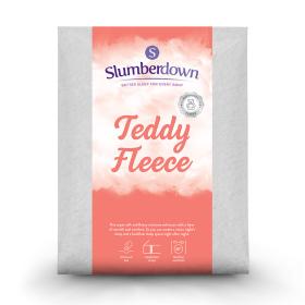 Slumberdown Teddy Fleece Mattress Enhancer