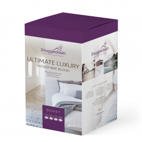 Snuggledown Ultimate Luxury 10.5 Tog Double All Year Round Duvet