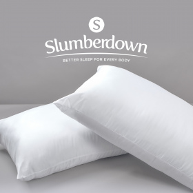 Slumberdown Secret Sale Hollowfibre Firm Support Side Sleeper Pillow