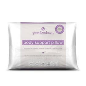 Slumberdown Body Support Pillow and Pillowcase