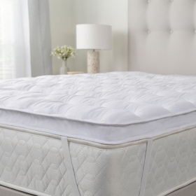 Slumberdown Super Support Soft Support Mattress Topper - Single