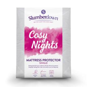 Slumberdown Cosy Nights Mattress Protector - Single