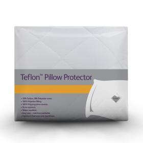 Teflon Easy Care Machine Washable Pillow Protector
