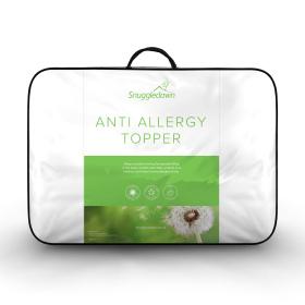 Snuggledown Anti Allergy Mattress Topper - Super King