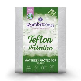 Slumberdown Teflon Mattress Protector - Single