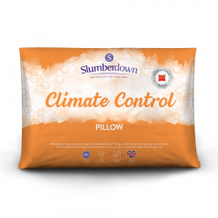 Slumberdown Climate Control Medium/Firm Support Pillow
