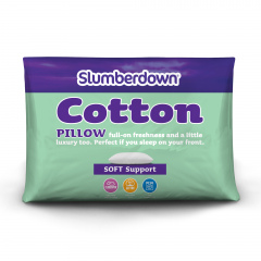 Slumberdown Cotton Pillow
