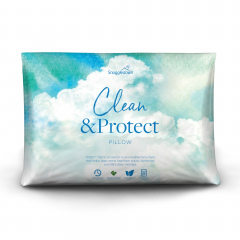 Snuggledown Clean & Protect Teflon Pillow