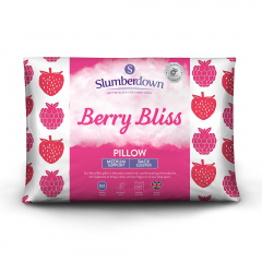 Slumberdown Berry Bliss Scented Pillow