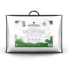 Slumberdown Sleepwell CBD Infused Pillow