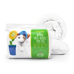 Boston Duvet & Pillow Co Anti Allergy Safer Sleep Bed Set