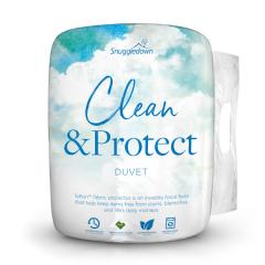 Snuggledown Clean & Protect Teflon Duvet