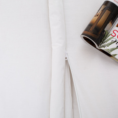 Boston Duvet & Pillow Co. Zip & Link Hollowfibre Duvet