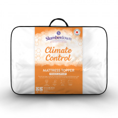Slumberdown Climate Control Firm Support Mattress Topper