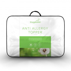 Snuggledown Anti- Allergy Mattress Topper