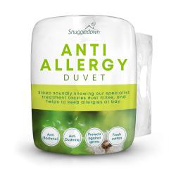 Snuggledown Freshwash Anti Allergy Duvet - 4.5 Tog - Super King