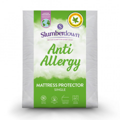 Slumberdown Anti Allergy Mattress Protector - Single