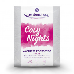 Slumberdown Cosy Nights Mattress Protector - Single