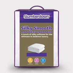 Slumberdown Silky Mattress Enhancer - King