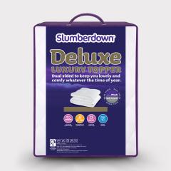 Slumberdown Deluxe All Seasons Mattress Topper - Double