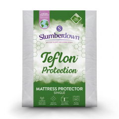 Slumberdown Teflon Mattress Protector - Single
