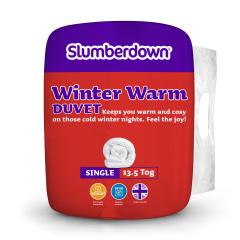 Slumberdown Winter Warm Duvet - 13.5 Tog - Single