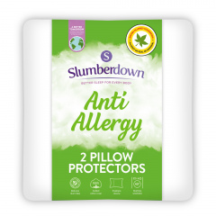 Slumberdown Anti Allergy Pillow Protector
