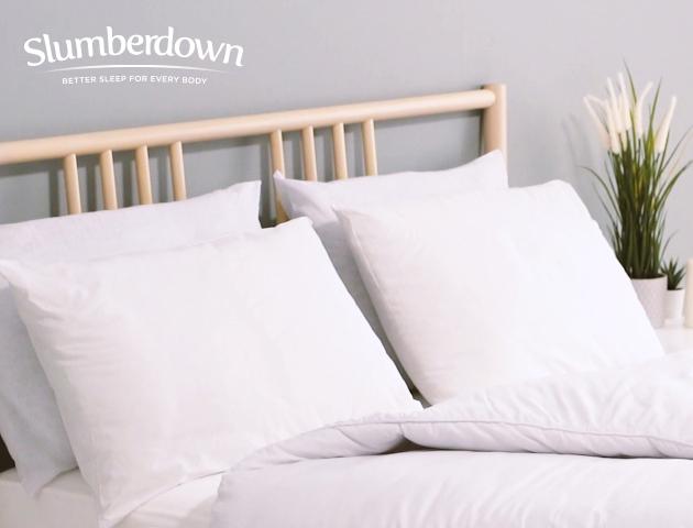 Slumberdown Pillows